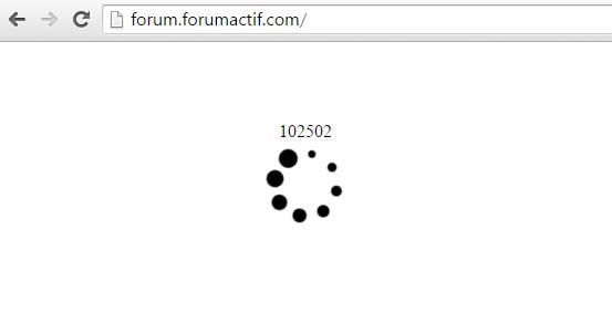 Les messages de problèmes techniques sur les forums 03-09-13