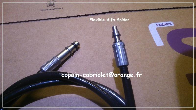 reconditionnement flexibles flexible hydraulique pour cabriolet ou cc. Black Bedroom Furniture Sets. Home Design Ideas