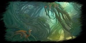 La Forêt Sylvestre.