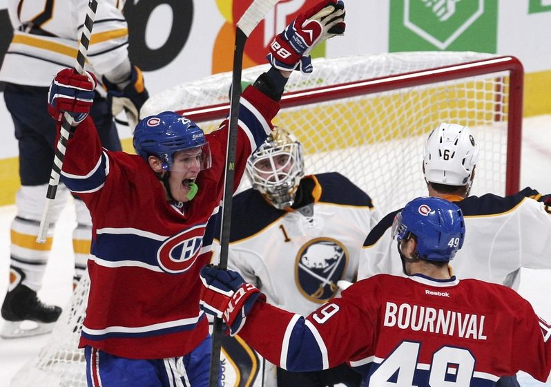LE CANADIENS SE LAISSE COULER  - Page 2 Michae10