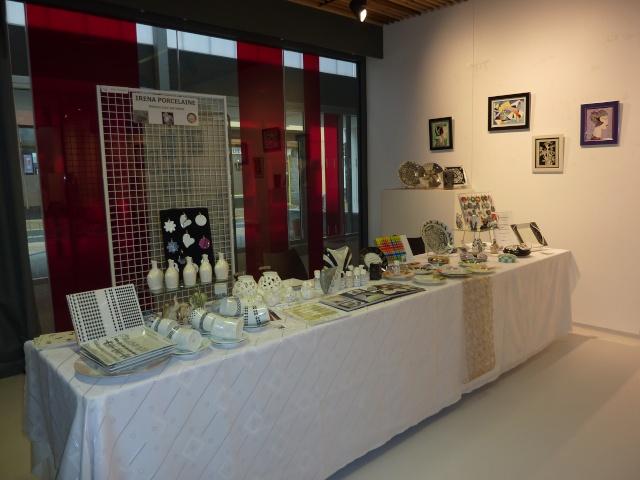 Quelques images de notre exposition... P1140811