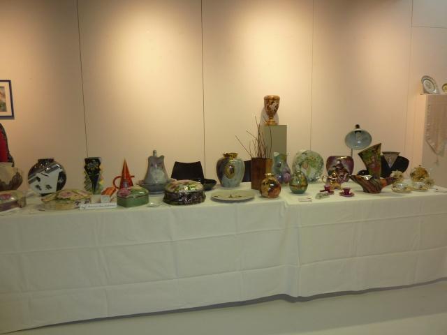 Quelques images de notre exposition... P1140814