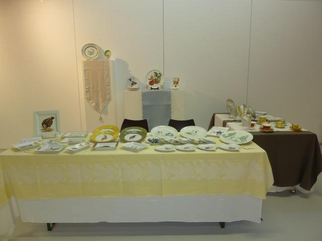 Quelques images de notre exposition... P1140815