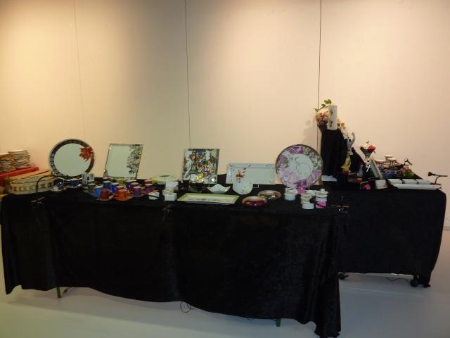 Quelques images de notre exposition... P1140818