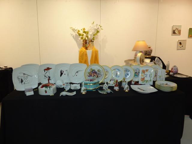 Quelques images de notre exposition... P1140819