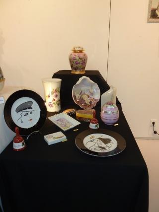 Quelques images de notre exposition... P1140821