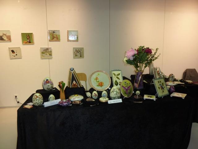 Quelques images de notre exposition... P1140822