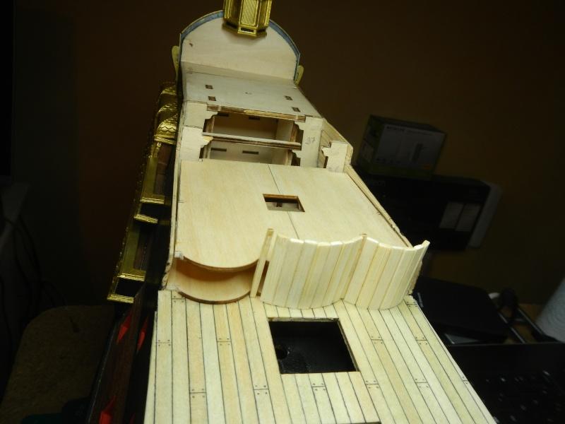 Construction du Sovereign of the Seas au 1/84 (partie 1) - Page 39 Dscn2729