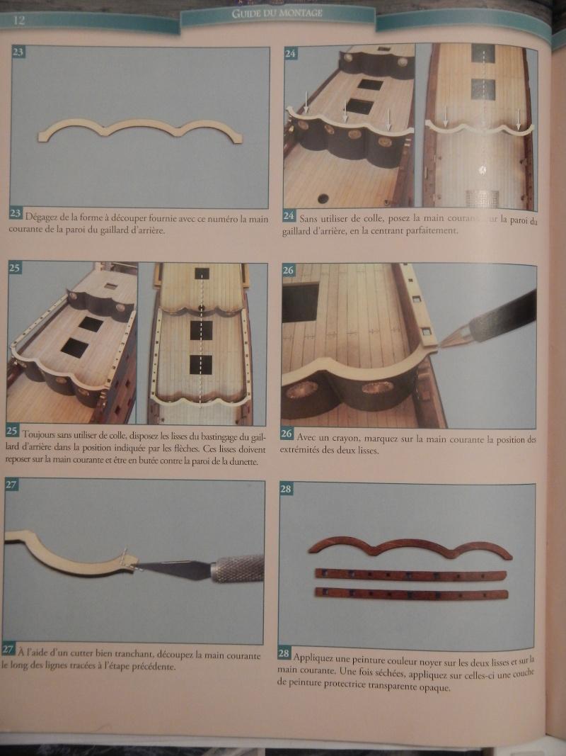 """Construction du """"Sovereign of the Seas"""" (SotS) au 1/84 (Partie 2)  Dscn2910"""