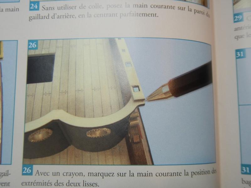 """Construction du """"Sovereign of the Seas"""" (SotS) au 1/84 (Partie 2)  Dscn2911"""