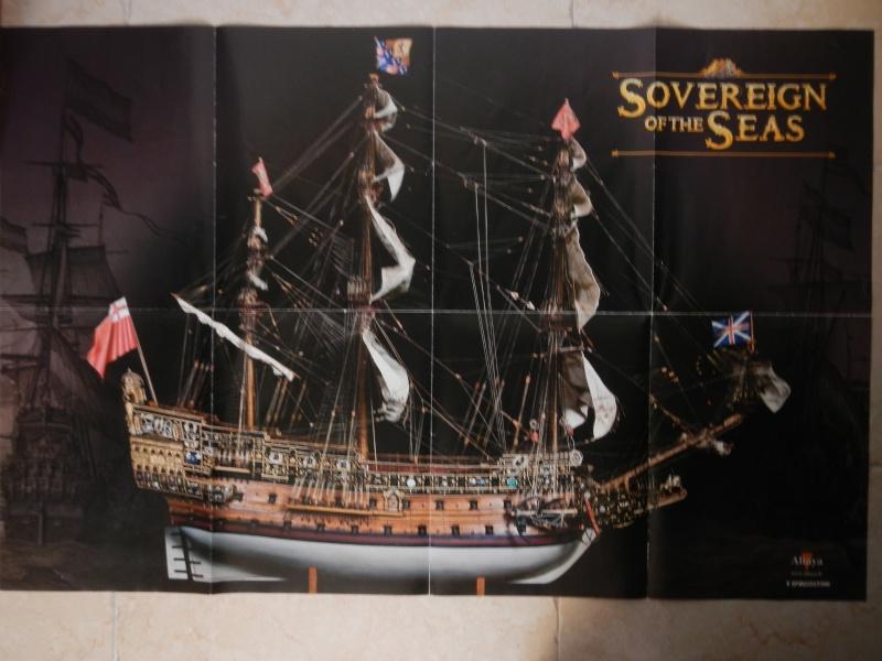 Construction du Sovereign of the Seas au 1/84 (partie 1) - Page 39 Poster10