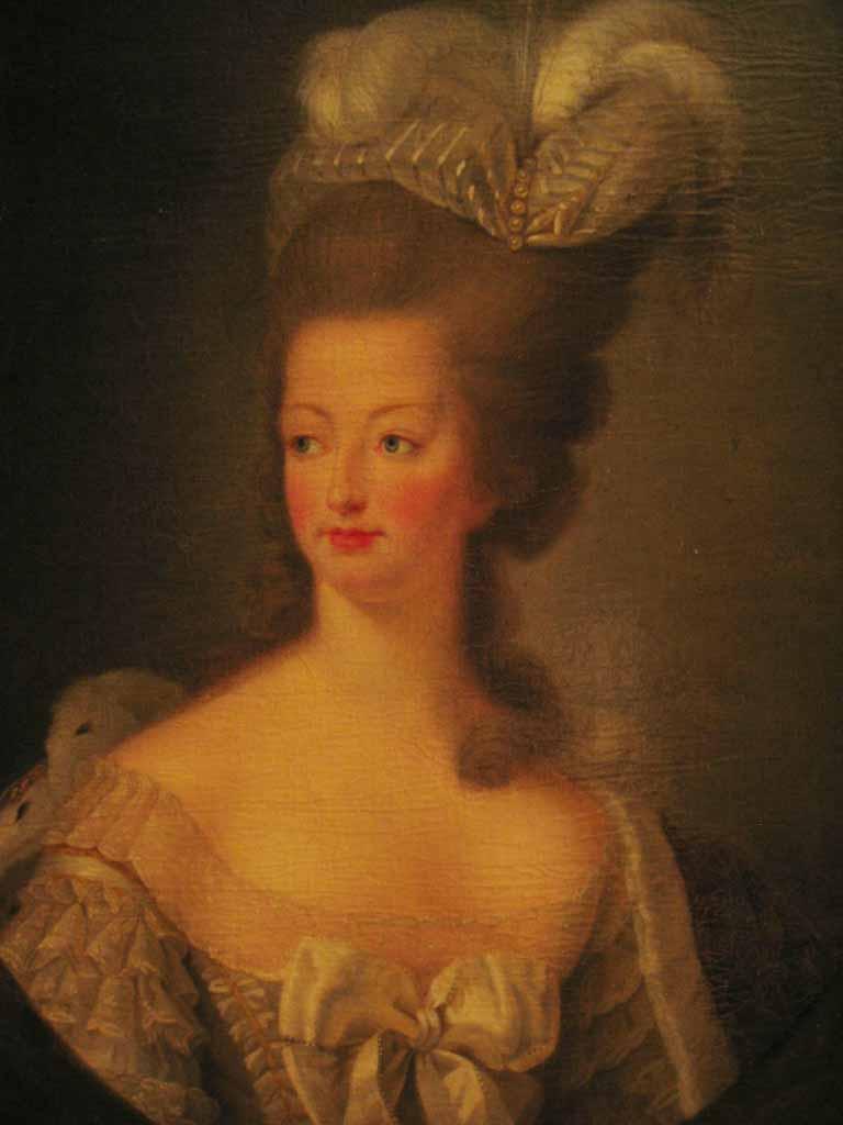Portrait de la Reine 1778 - Page 3 Marie510