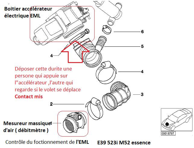 [ BMW E39 523I M52 an 1999 ] Problème EML allumé en mode dégradé (Résolu ) 13_eml10