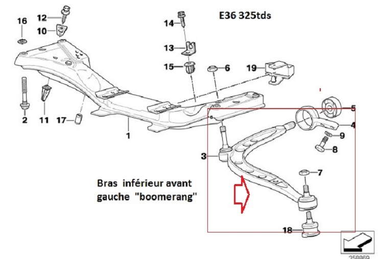 [ BMW E36 325 tds Châssis sport M an 1993 ] Réglage de géométrie (résolu) 31_e3610