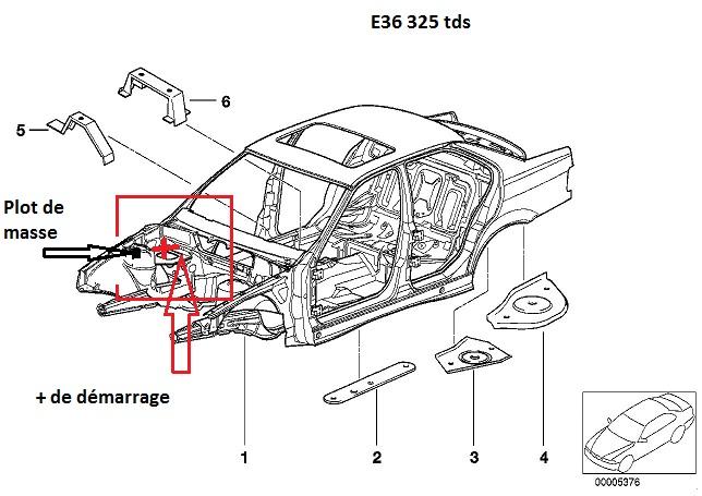 [ BMW E36 325TD an 1997 ] Problèmes vitres électriques 41_cai10