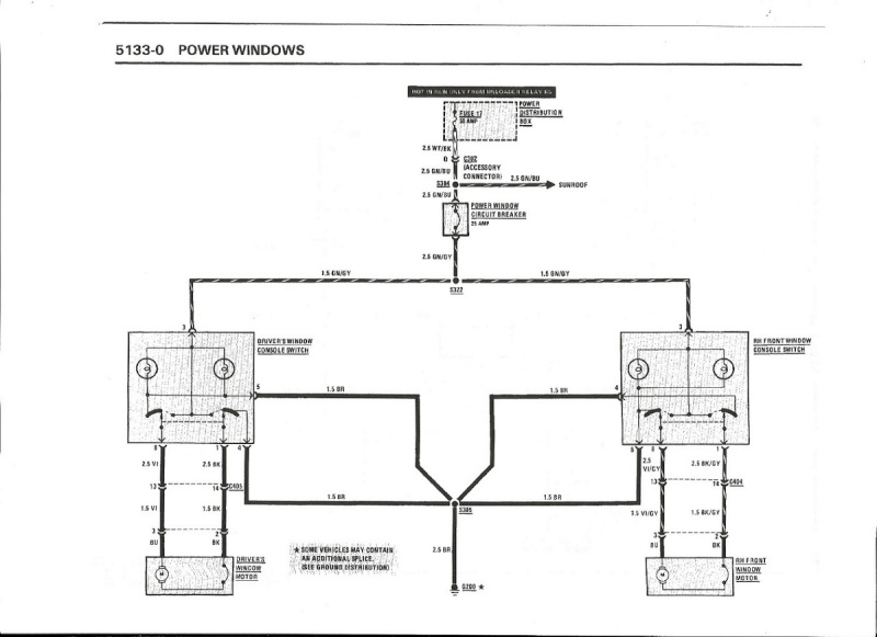 [ BMW E36 325TD an 1997 ] Problèmes vitres électriques 51_e3611