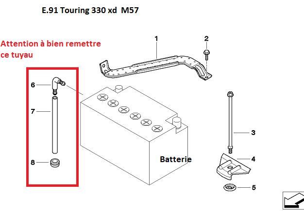 [ BMW E91 330xd Bva M57 an 2006 ] démarrage impossible ! 61_e9110