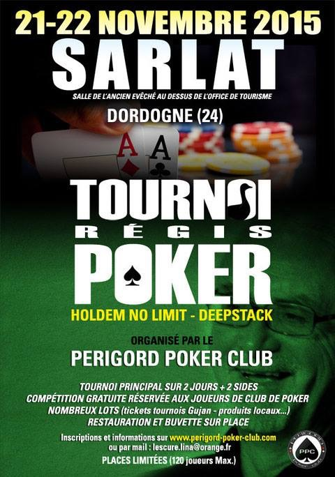 Main event Perigord Poker Club (Sarlat) Image12