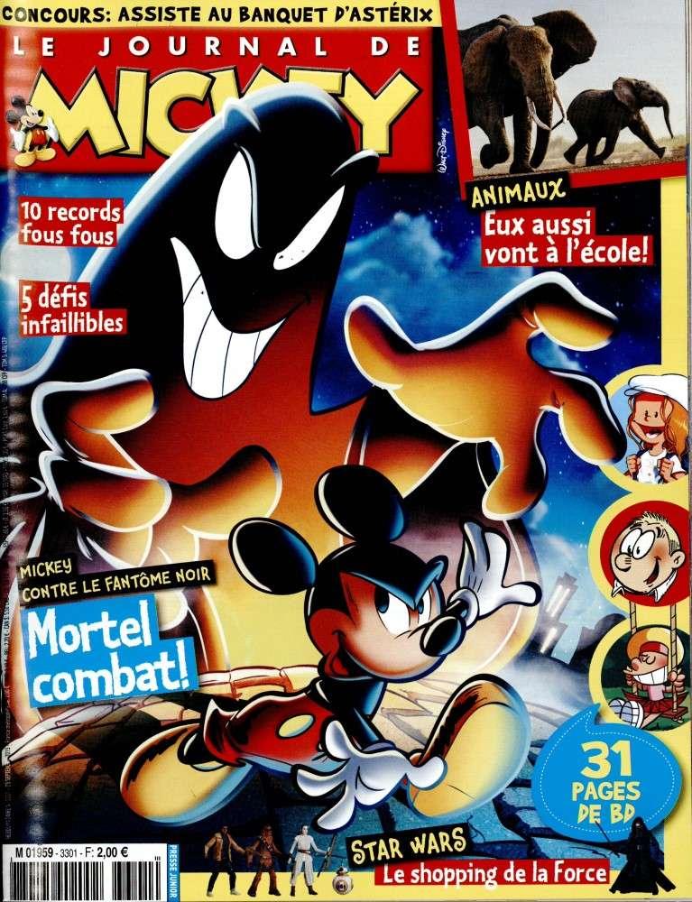 Le Journal de Mickey n°3301 Journa10