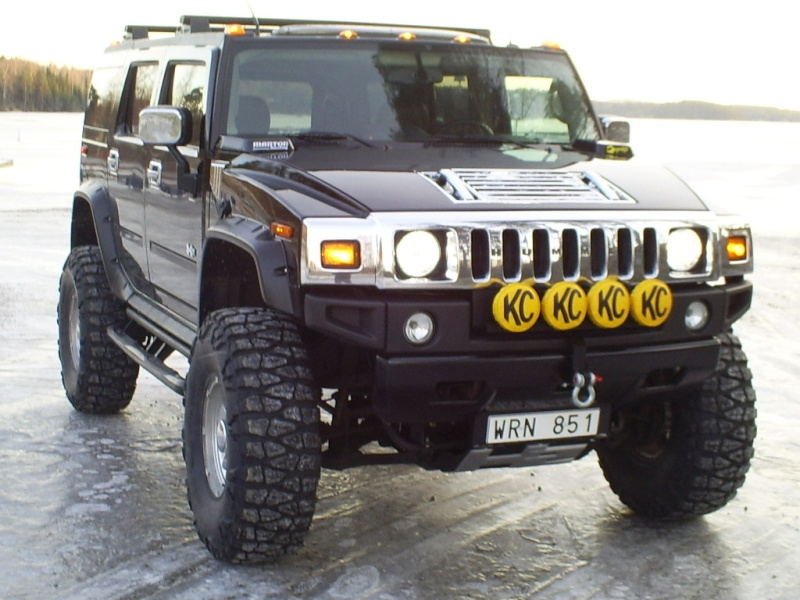 PHOTOS DES HUMMERS H2 - Page 3 Hummer17