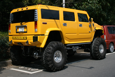 PHOTOS DES HUMMERS H2 - Page 4 Hummer25