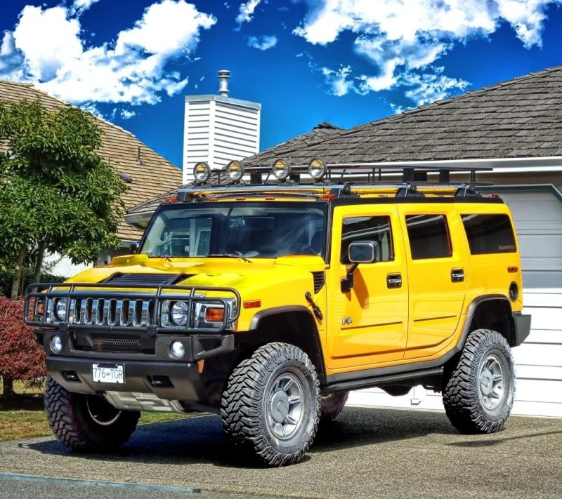 PHOTOS DES HUMMERS H2 - Page 4 Hummer32
