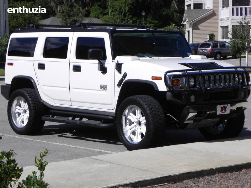 PHOTOS DES HUMMERS H2 - Page 4 Hummer37