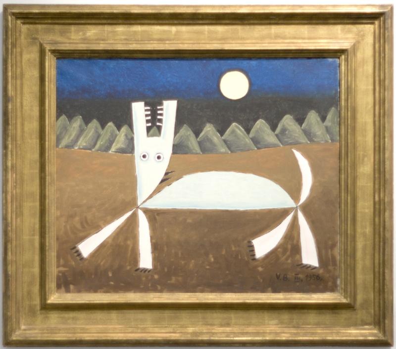 Victor Brauner : « peindre c'est la vie, la vraie vie, ma vie » 11086710