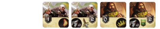 la rébellion de Robert Baratheon façon tempête de lame par pazu  Tyrell10