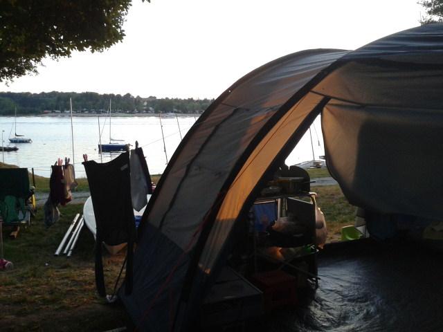 "camping ""LE TOURING"" Salles curan Lac du Paraloup -  AVEYRON 2015-010"