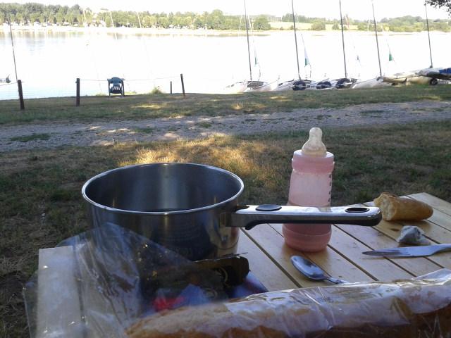 "camping ""LE TOURING"" Salles curan Lac du Paraloup -  AVEYRON 2015-011"