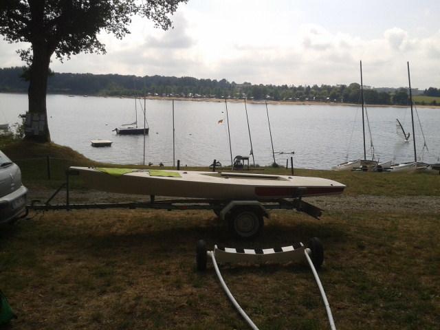 "camping ""LE TOURING"" Salles curan Lac du Paraloup -  AVEYRON 2015-013"