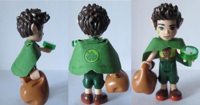 Imprime et découpe, tes capes elfiques Lego Elves. Cape11