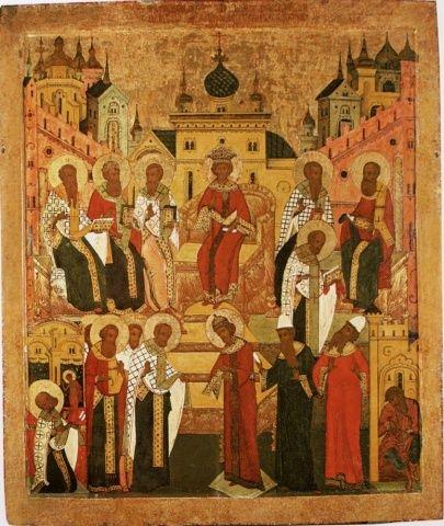 14 сентября Освященное время Церкви: церковное новолетие и миротворный круг. Origin12