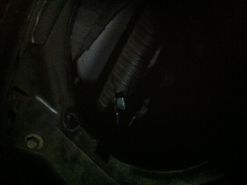 vidange du chrysler voyager 2.5td intercooler que je vient d'acheter il y à beaucoup à faire.. Img_8317