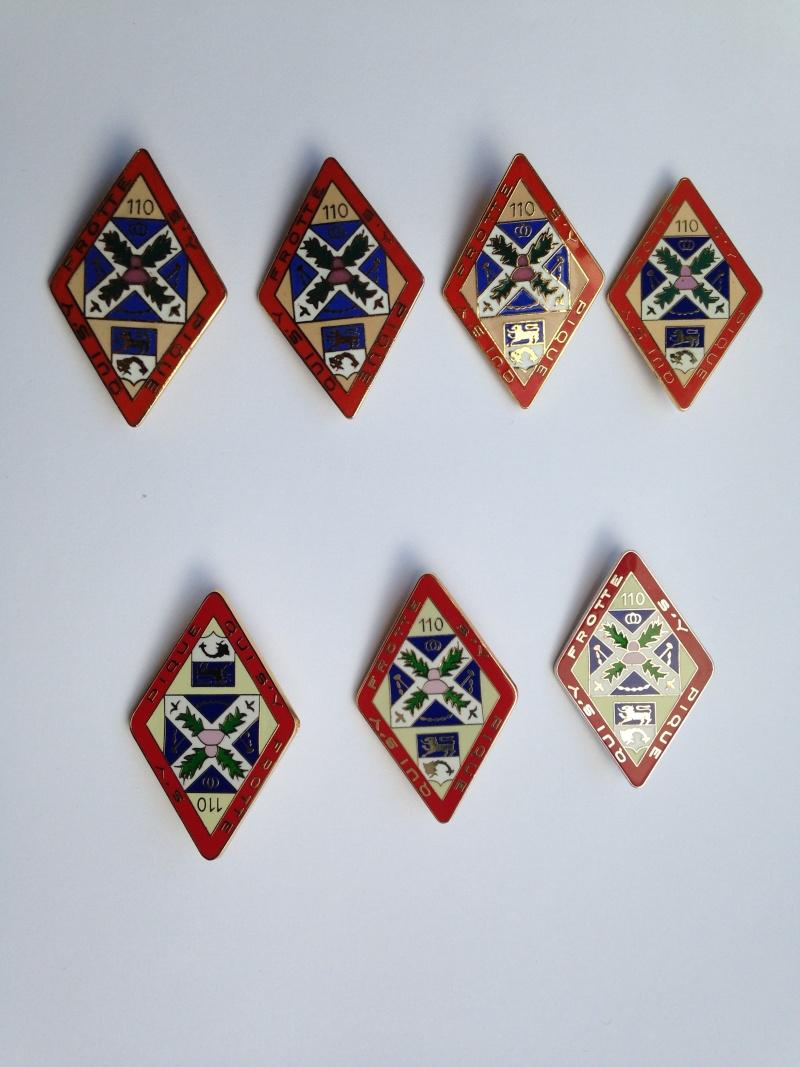 enfin l insigne de mon regiment 110 RI - Page 2 Img_2012