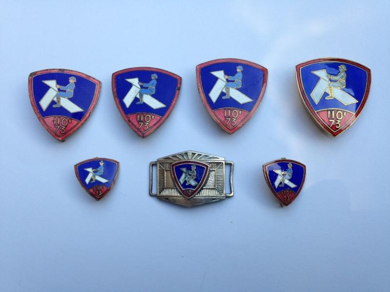 enfin l insigne de mon regiment 110 RI - Page 2 Img_2013