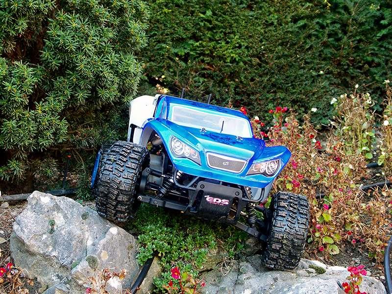 Mon Monster Truck 1/5 - T-R5 Turbo ou Rampage MT ou Maverick MT - Page 4 Pict1314