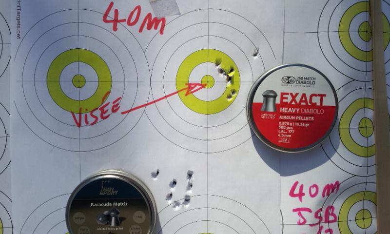 Carton 40m Gamo Hunter IGT Test10