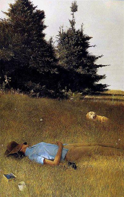 Andrew Wyeth [peintre] - Page 3 313810