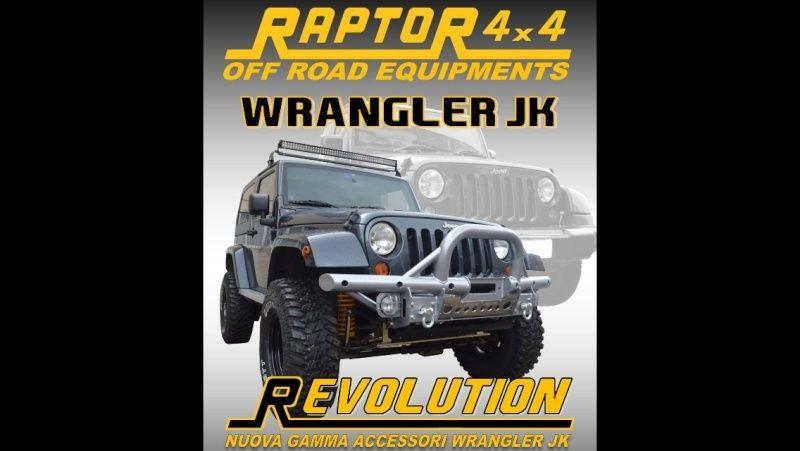 Nuovi paraurti Raptor4x4 Image14