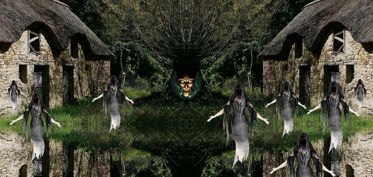 Le village fantôme ! _p215015