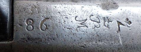 1789 . Un fusil de sergent de la garde nationale parisienne Poinyo10