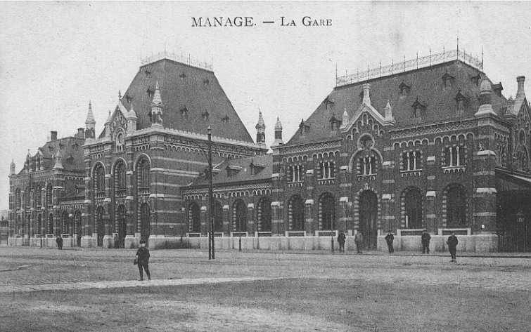 Gare de Trazegnies en H0 ... une belle commande ! - Page 2 Manage10