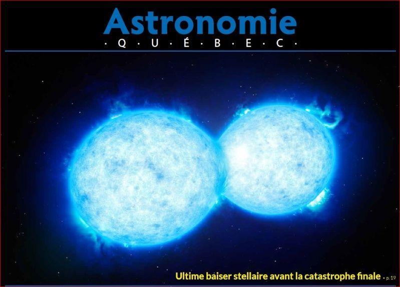 Revue : Québec astronomie 112510