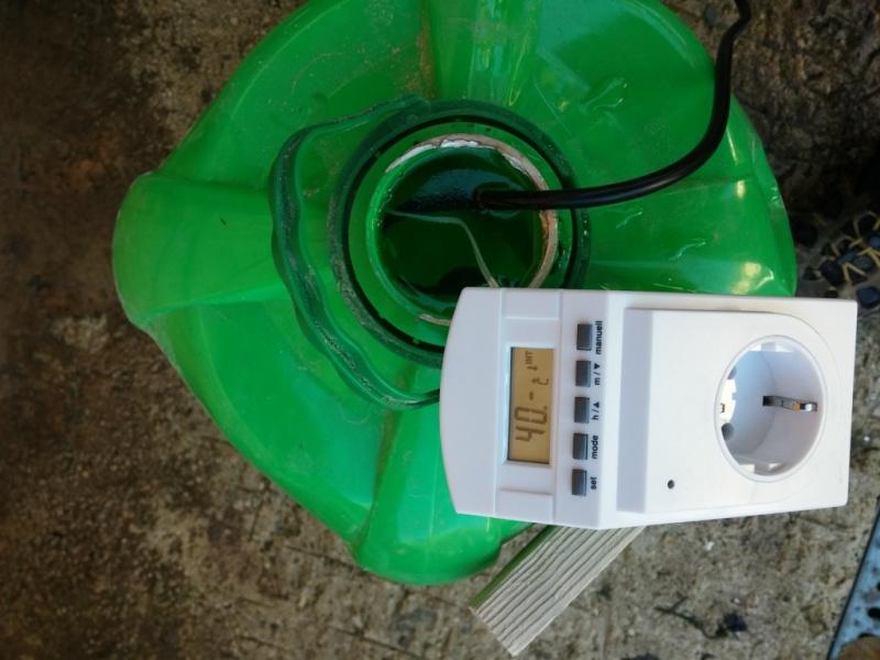 Chauffe eau CAMPING STAR 250W-220V 20151110