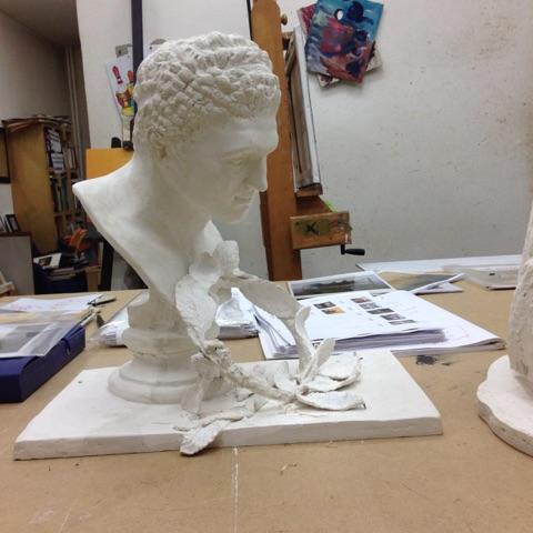 ESCLUSIVA! Progetto sculture del Maestro Nunziante Img_1413
