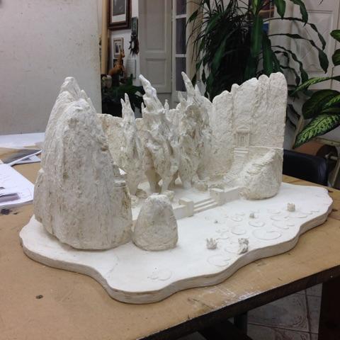 ESCLUSIVA! Progetto sculture del Maestro Nunziante Img_1414