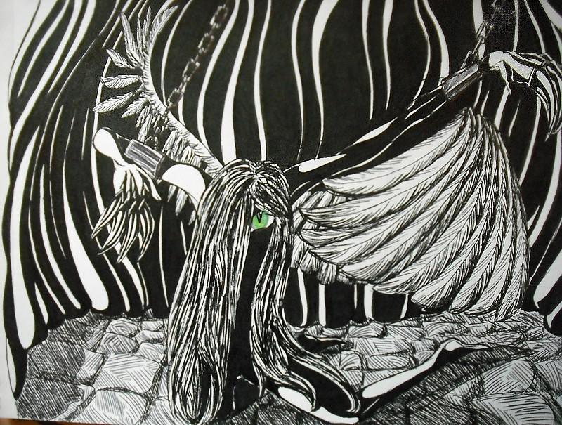 Dragons, chimères et créatures arc-en-ciel - Page 8 Ange_d10