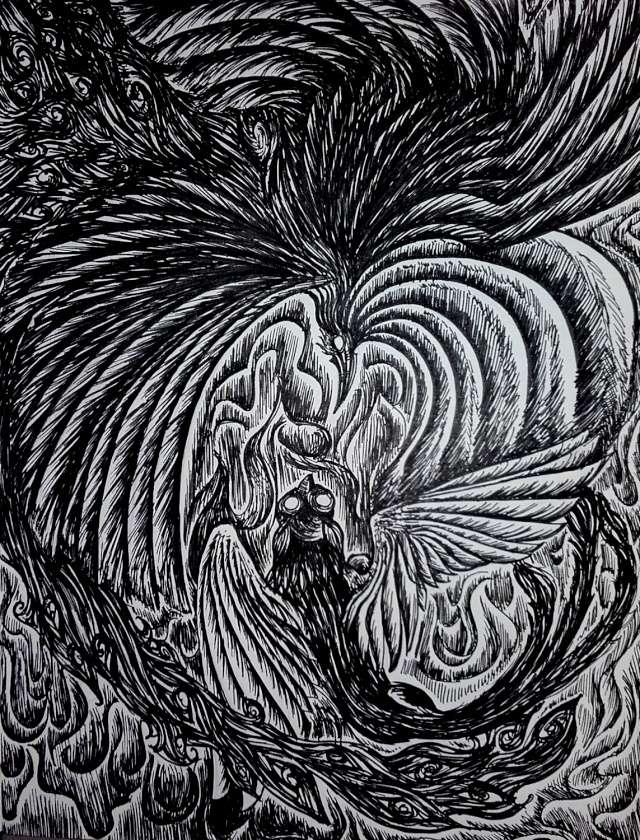 Dragons, chimères et créatures arc-en-ciel - Page 8 Combat12